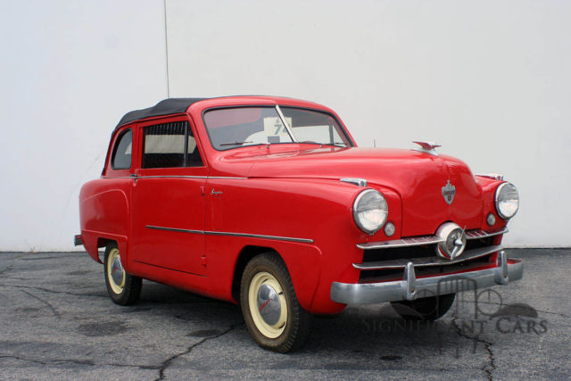 1951 Other Makes Crosley