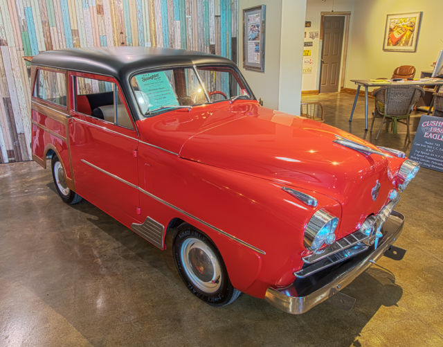 1951 Other Makes Wagon