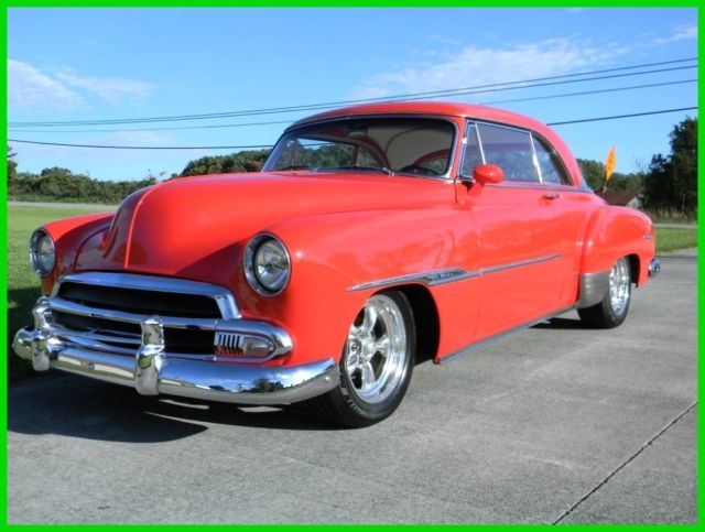 1951 Chevrolet Bel Air/150/210 Deluxe