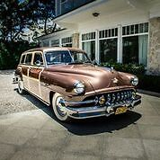 1951 DeSoto Station Wagon Custom