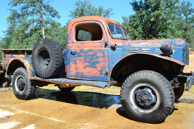 1951 Dodge B 3 Power Wagon For Sale Photos Technical