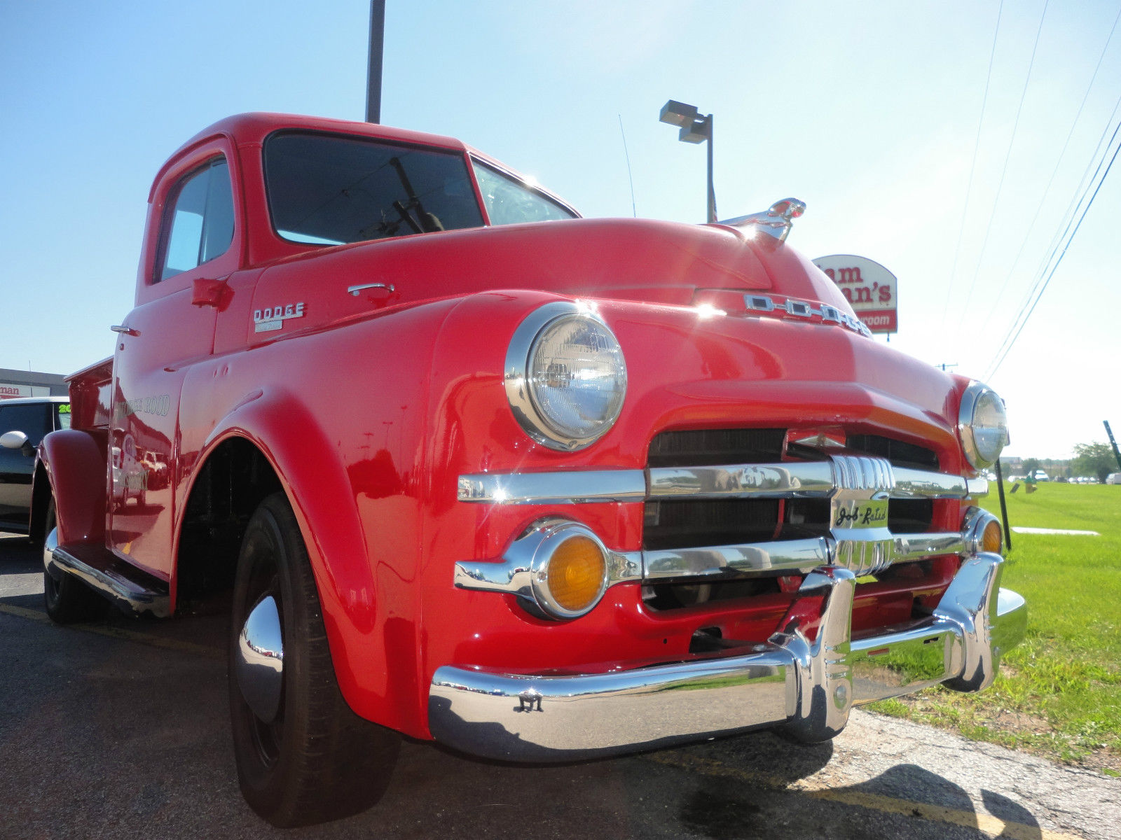 1951 Dodge Other Pickups PILOT HOUSE