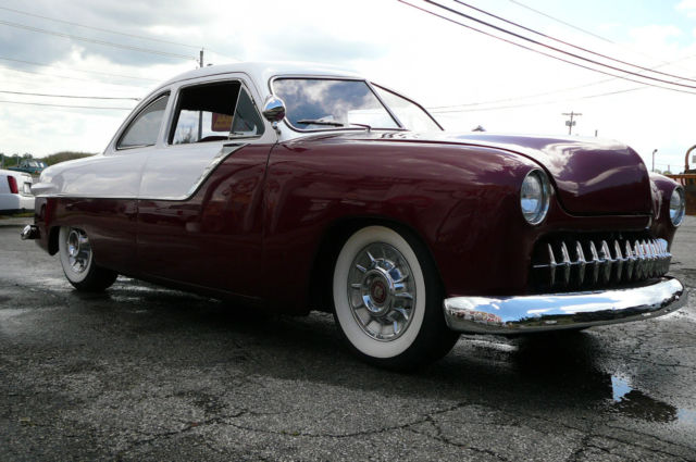 1951 Ford Club Coupe 1950 Mustang Rear 1949 Thunderbird