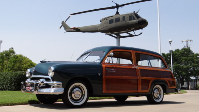 1951 Ford Other Woody