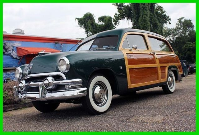 1951 Ford Other 1951 Ford Country Squire Woody Flathead-Very Nice