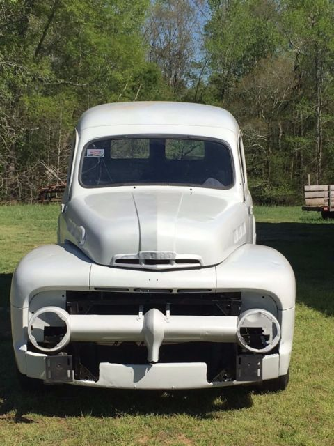 1951 Ford F-100 Panel Truck