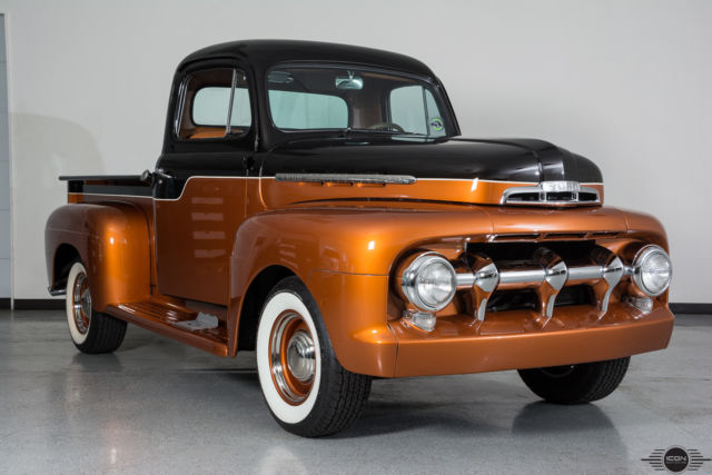 1951 Ford F-100 PICK UP