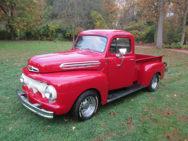 1951 Ford Other Pickups Base