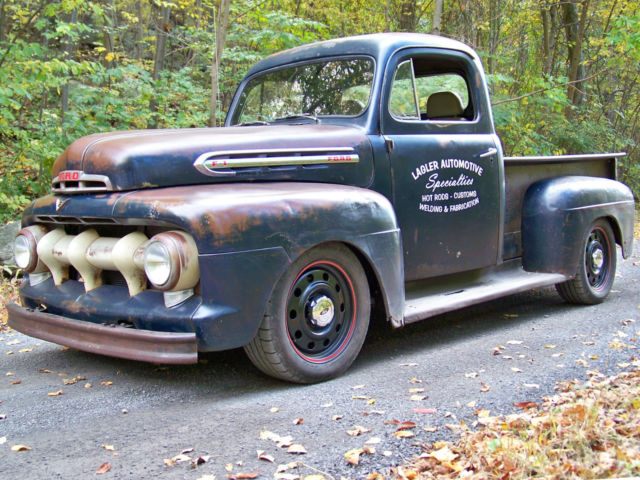 1951 Ford Other Pickups F1 Five Stars
