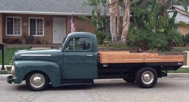 1951 Ford Other Pickups Flat Bed