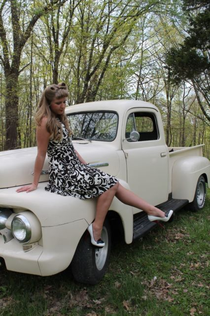1951 Ford Other 2 DOOR TRUCK