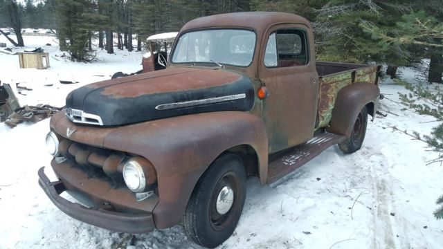 1951 Ford Other Pickups F3