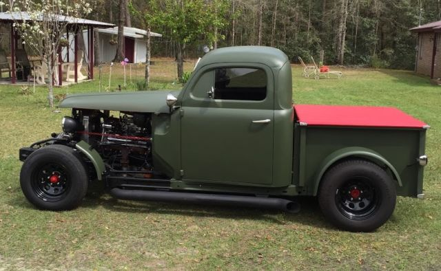 Sell used 1951 Ford Pickup rat rod in Amsterdam, New York, United ...