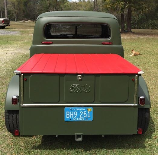 1951 Ford Truck For Sale Ohio | Autos Post