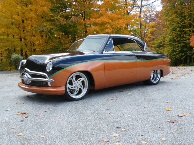 1951 Ford VICTORIA HARD TOP