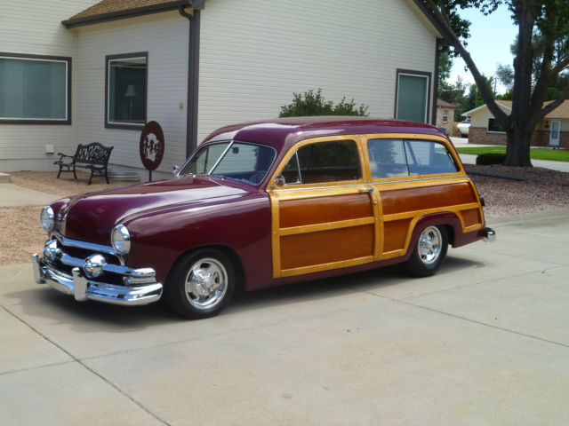1951 Other Makes Woodie