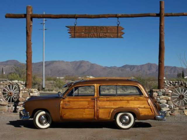 1951 Ford Other Woody Country Squire Station Wagon