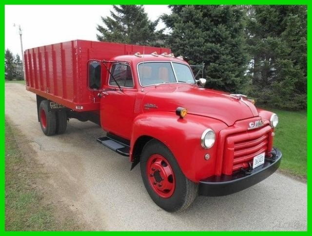 1951 GMC Other Deluxe Cab w/Hydraulic Lift Bed