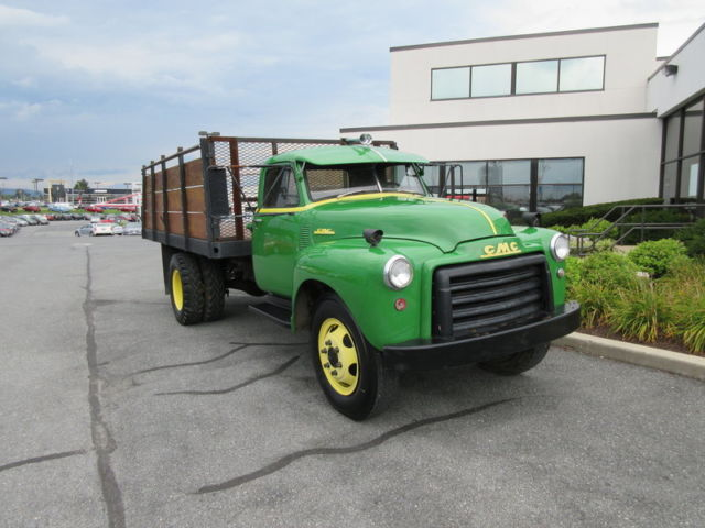 1951 GMC Antique Farm Truck 450 Series for sale by Owner - Frederick