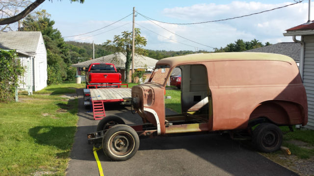 1951 GMC Other Panel Truck