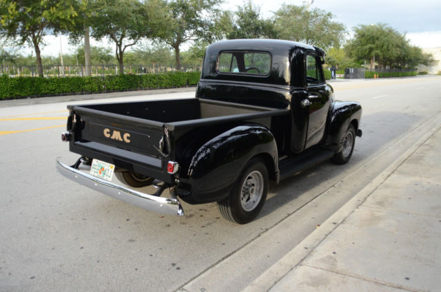 1951 gmc pickup truck short bed similar to chevrolet 3100 ford f1 1955 1954 for sale photos. Black Bedroom Furniture Sets. Home Design Ideas