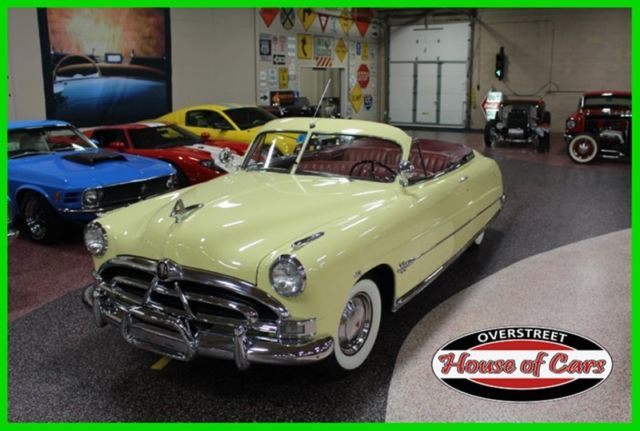 1951 Other Makes HORNET CONVERTIBLE HUDSON, HORNET, SUPER DOME, COMMADORE