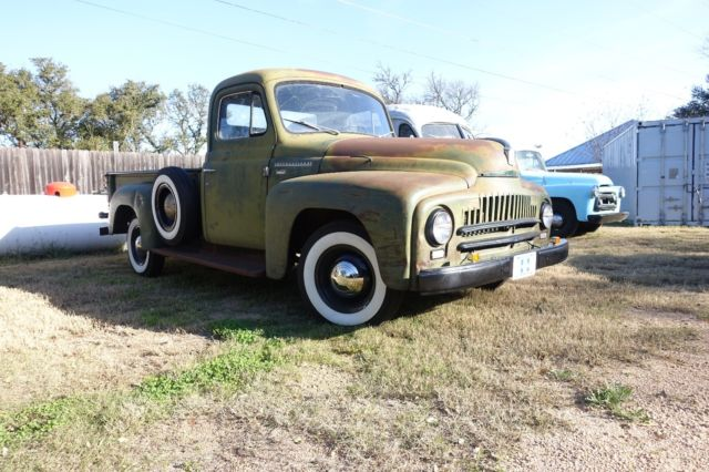 1951 International L110 Driver, New brakes and wheels for ...