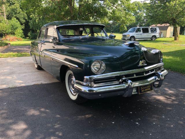 1951 Lincoln Cosmopolitan - Sedan Suicide Doors 337 Flathead V8