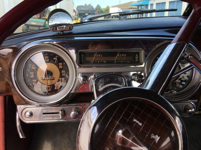 1951 Maroon Hudson Hornet For Sale Photos Technical