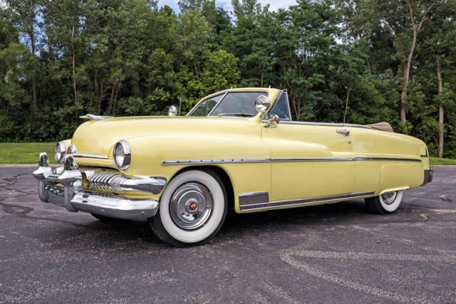 1951 Mercury Other Convertible