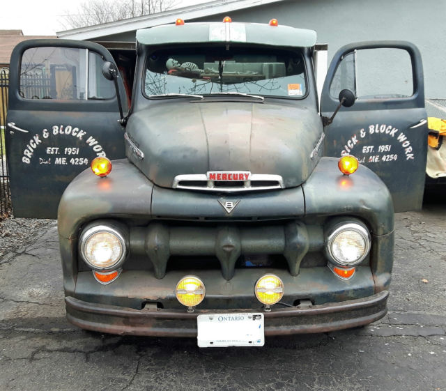 Por15 Where To Buy >> 1951 Mercury M10 Truck / 1951 Ford F100 Truck for sale ...