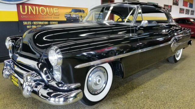1951 Black Oldsmobile 98 Holiday 2dr Coupe Coupe with Other interior
