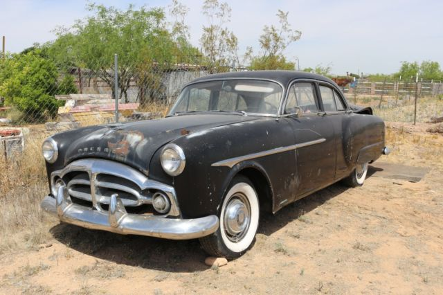 1951 packard sedan parts car for sale photos technical for 1952 packard 4 door sedan