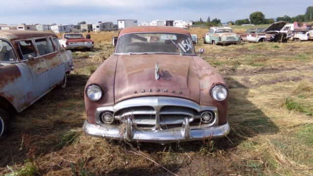 1951 Packard TOURING SEDAN (400 PATRICIAN) ***NO RESERVE***