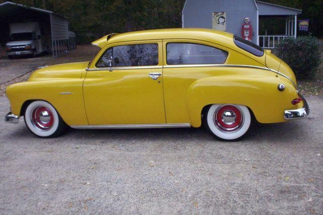 1951 plymouth concord 2 door street rod chevrolet engine for 1951 plymouth 2 door