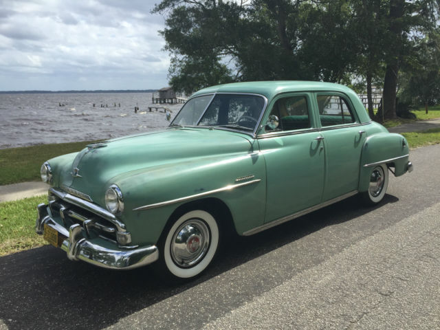 1951 Plymouth Other Cranbrook