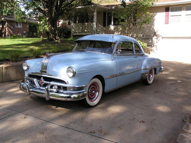 1951 Pontiac Coupe For Sale: 1951 Pontiac Catalina 2 Door Business Coupe Street Hot Rod