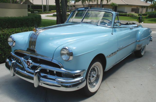 1951 Pontiac Other convertible