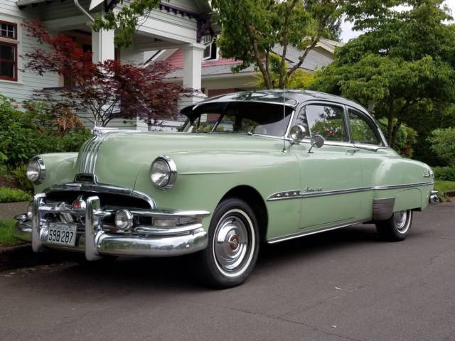 1951 Pontiac Chieftain deluxe