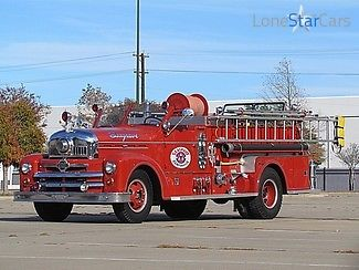 1951 Other Makes Firetruck