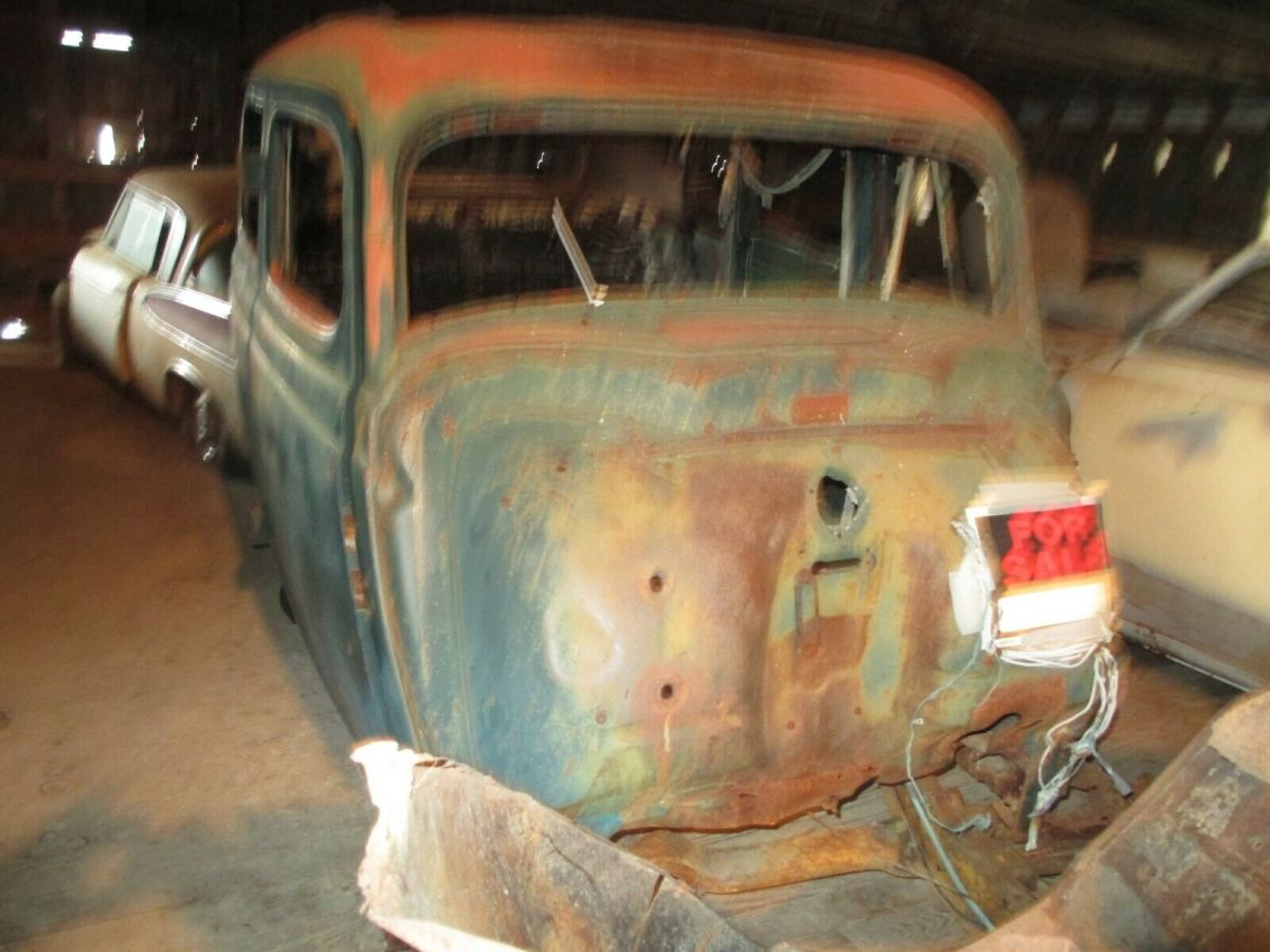 1951 Tan Studebaker Champion Standard Cab Pickup with Brown interior