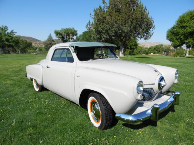 1951 Studebaker Champion Business