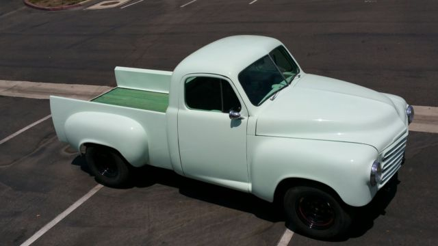 1951 Studebaker Custom Pickup Chevy Powered Classic Street Rod