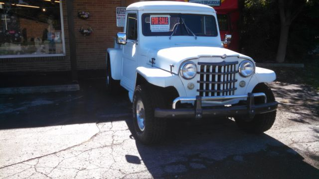 1951 willys jeep truck 1 ton 2 2l for sale photos technical specifications description. Black Bedroom Furniture Sets. Home Design Ideas