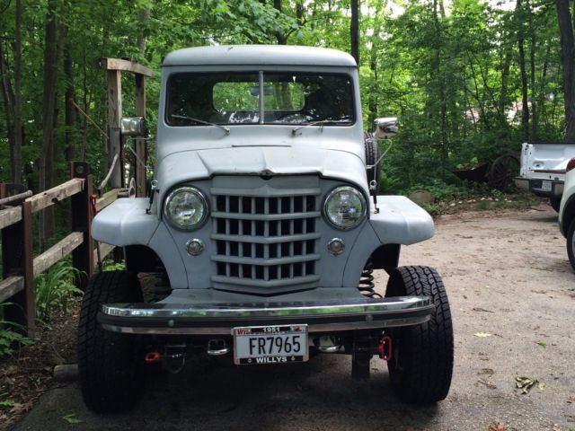 1951 Willys Pick up