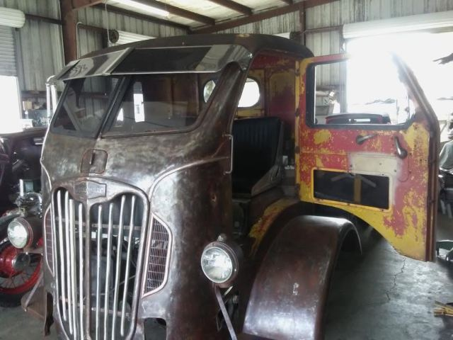 1952 Autocar COE Cabover for sale: photos, technical ...