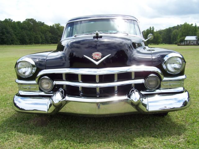 1952 Cadillac Fleetwood 2 Owner Car For Sale Photos