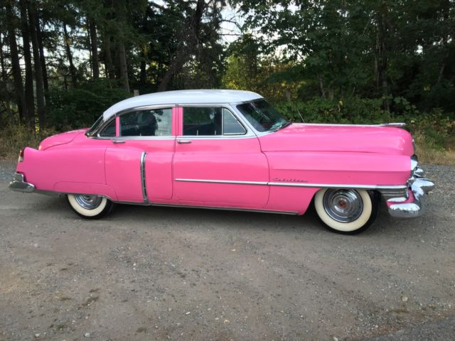 1952 cadillac series 62 coupe deville custom project for sale ...