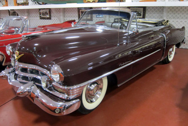 1952 Cadillac Other Series 62