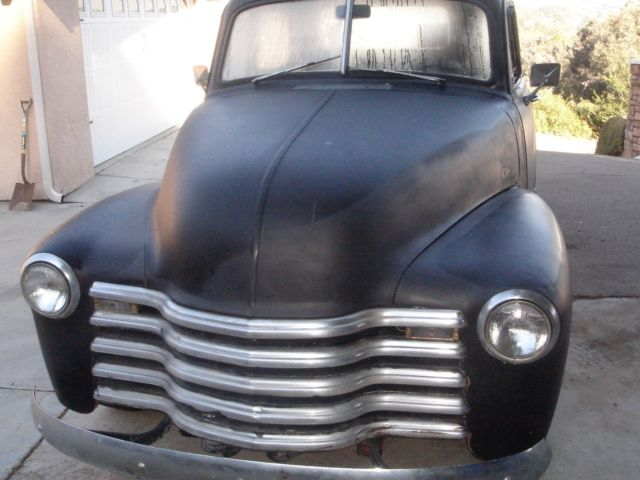1952 Chevrolet Other Pickups 5-Window Short Bed